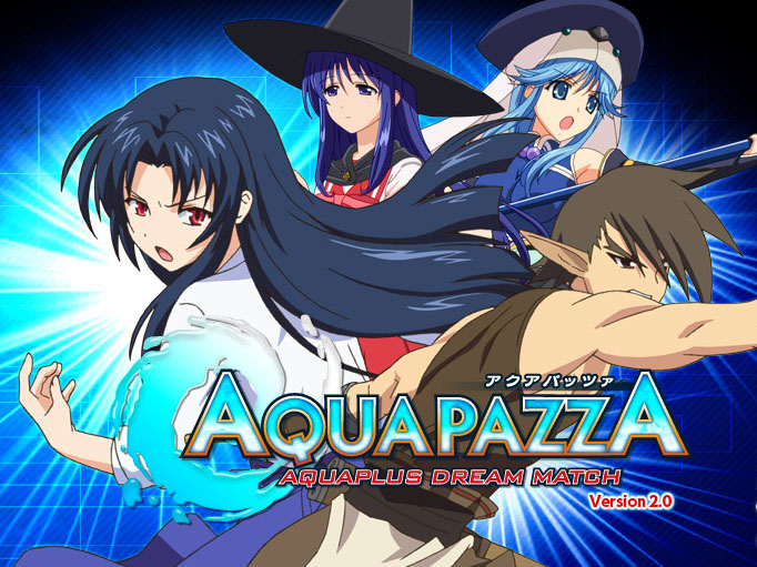 AquaPazza - Aquaplus Dream Match Aqua_ver2