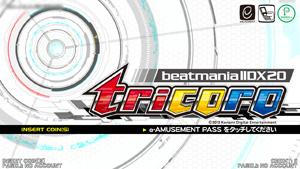 beatmania IIDX 20 - Tricoro Bm2dx20_01