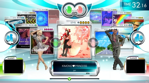 Dance Evolution Arcade Dea003