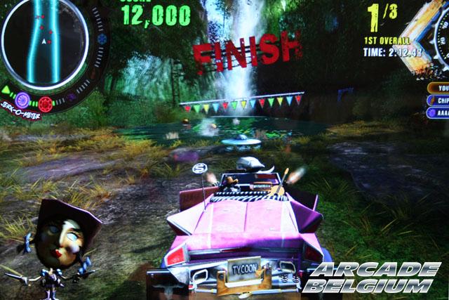 Dirty Drivin' Eag12026b