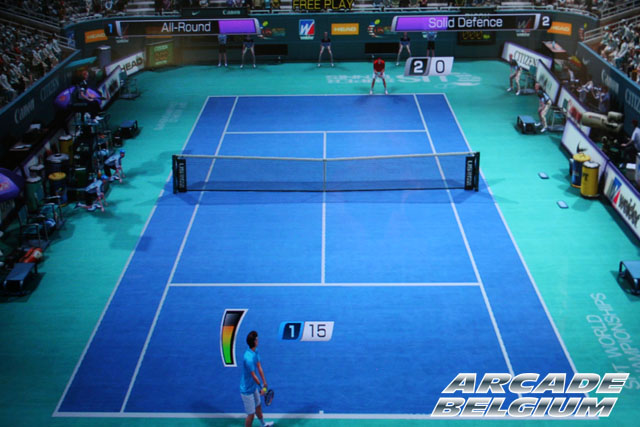Virtua Tennis 4 Eag12099b
