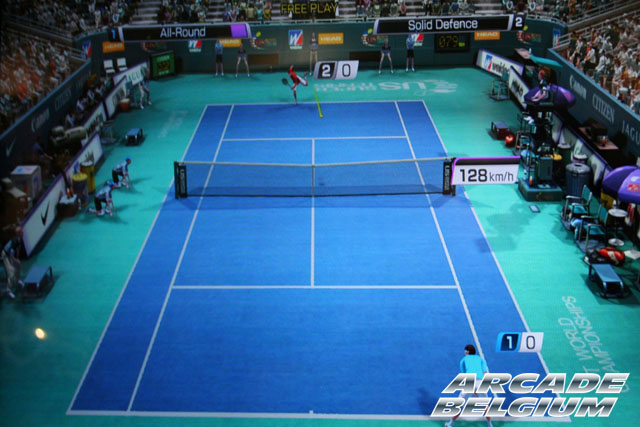 Virtua Tennis 4 Eag12101b