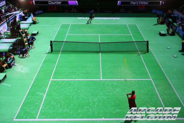 Virtua Tennis 4 Eag12105b