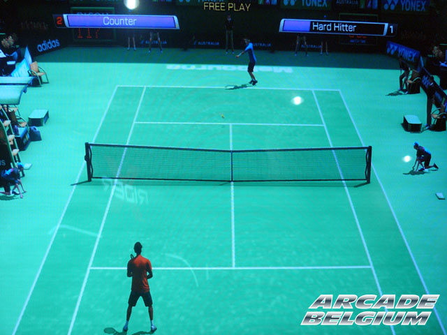 Virtua Tennis 4 Eag12108b