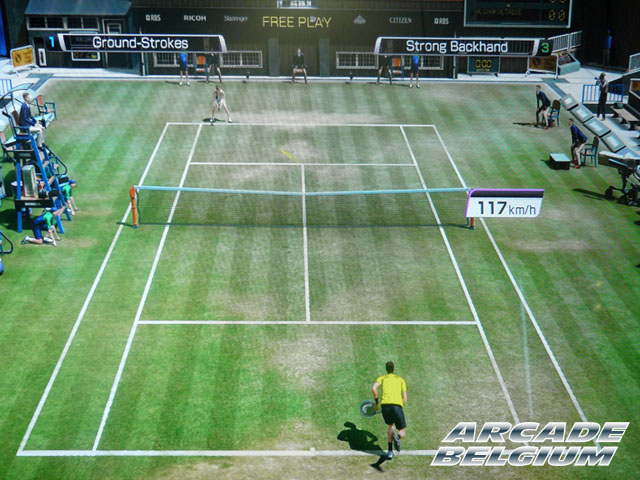 Virtua Tennis 4 Eag12111b