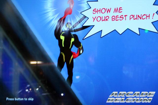 Sonic Blast Heroes / Real Puncher 2 Eag12146b
