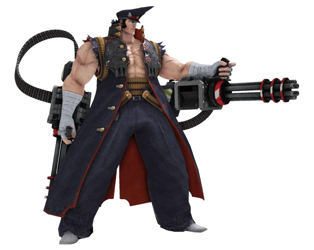 Gunslinger Stratos Gun002