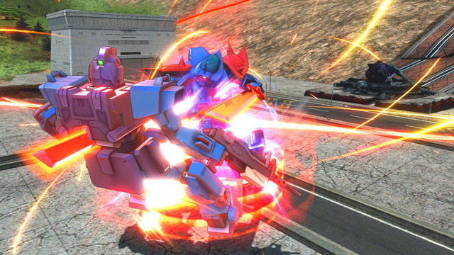 Mobile Suit Gundam Extreme VS. Full Boost Gun06_07