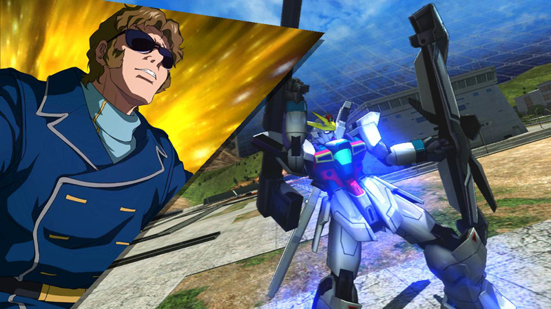 Mobile Suit Gundam Extreme VS. Full Boost Gun09_017