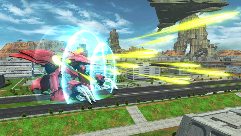 Mobile Suit Gundam Extreme VS. Full Boost Gun09_026