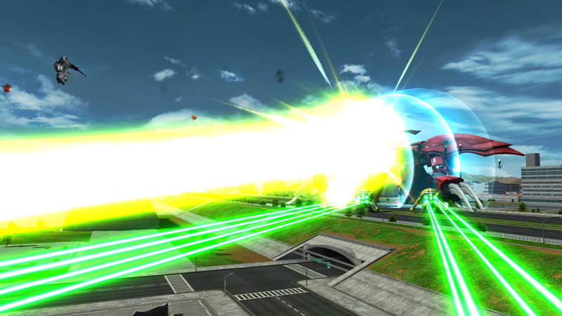 Mobile Suit Gundam Extreme VS. Full Boost Gun09_027