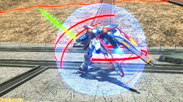 Mobile Suit Gundam Extreme VS. Full Boost Gun181212_003