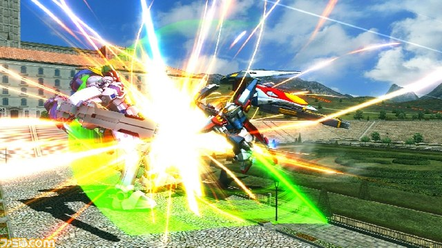 Mobile Suit Gundam Extreme VS. Full Boost Gun181212_004