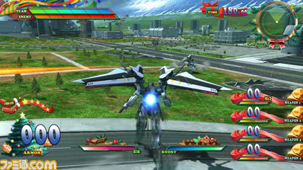 Mobile Suit Gundam Extreme VS. Full Boost Gun181212_013