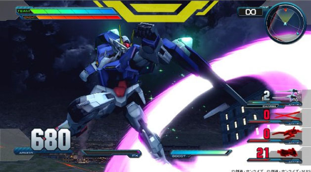Mobile Suit Gundam Extreme VS. Full Boost Gundamfull03