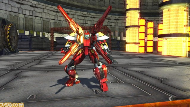Mobile Suit Gundam Extreme VS. Full Boost Gunfbup_04
