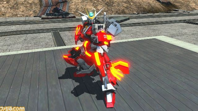 Mobile Suit Gundam Extreme VS. Full Boost Gunvsfb003
