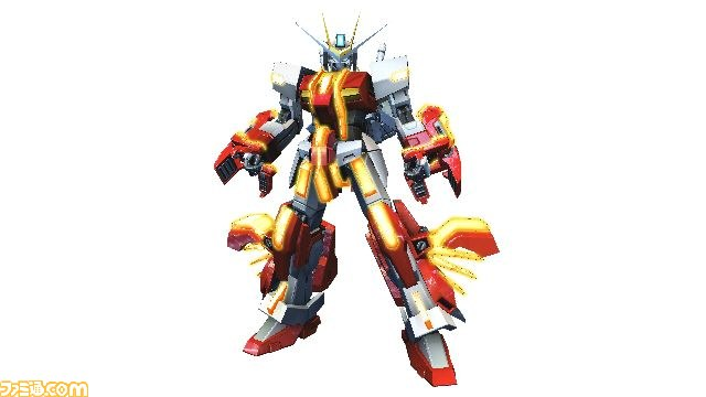 Mobile Suit Gundam Extreme VS. Full Boost Gunvsfb004