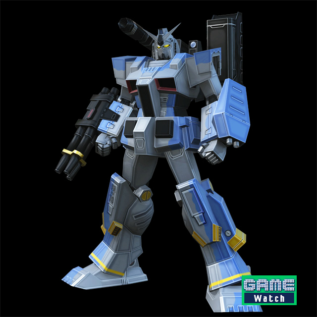 Mobile Suit Gundam - Senjo no Kizuna K02
