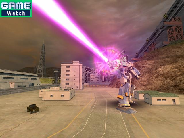 Mobile Suit Gundam - Senjo no Kizuna K06