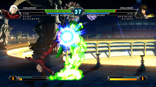 The King of Fighters XIII Climax Kof13cl03
