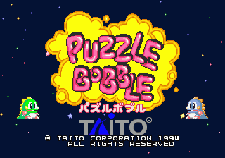 Puzzle Bobble Pb01