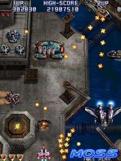 Raiden IV for NESiCAxLive R4_05