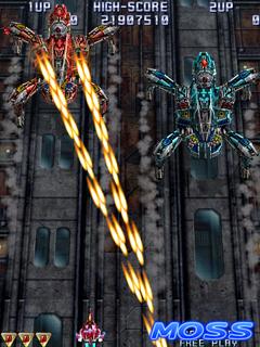 Raiden IV for NESiCAxLive R4_06