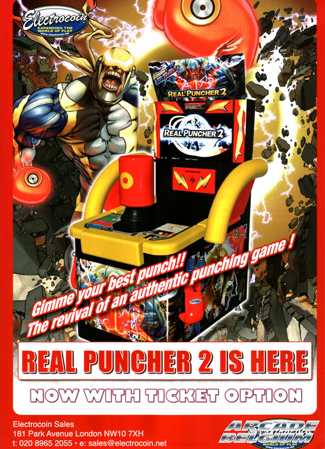 Sonic Blast Heroes / Real Puncher 2 Rp201