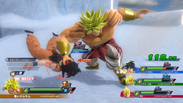 Dragon Ball Zenkai Battle Royale Super Saiyan Awakening Saiyan_07