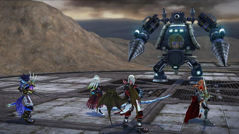 Shining Force Cross Elysion Sfce02b