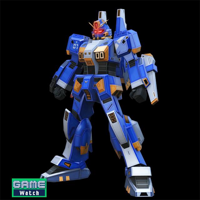 Mobile Suit Gundam - Senjo no Kizuna Snk02
