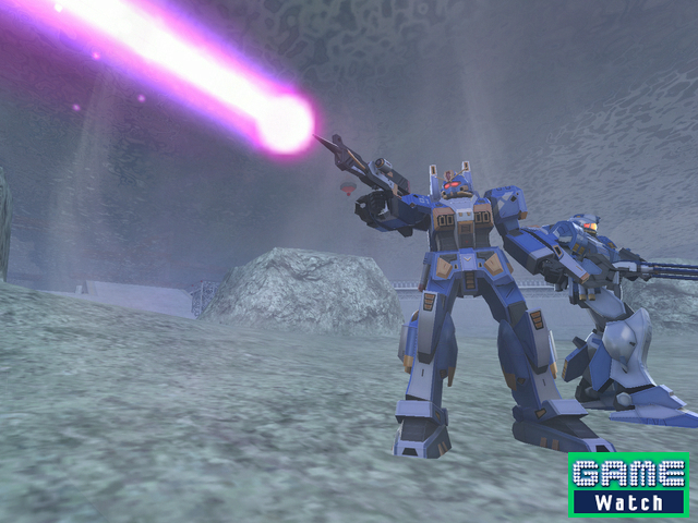 Mobile Suit Gundam - Senjo no Kizuna Snk07