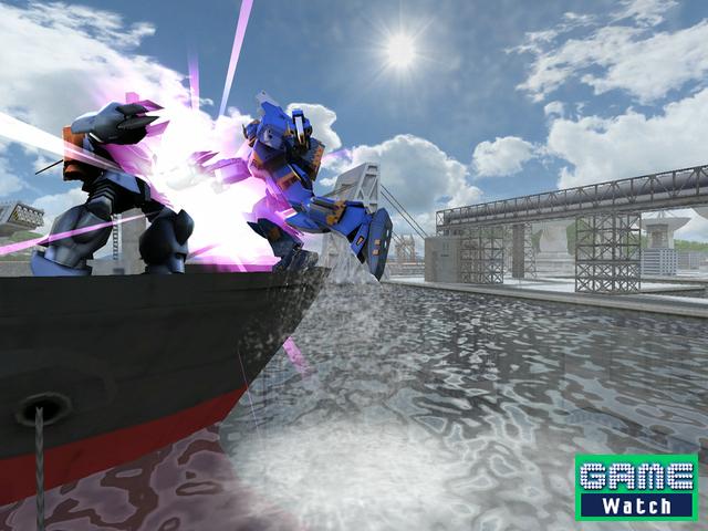 Mobile Suit Gundam - Senjo no Kizuna Snk13