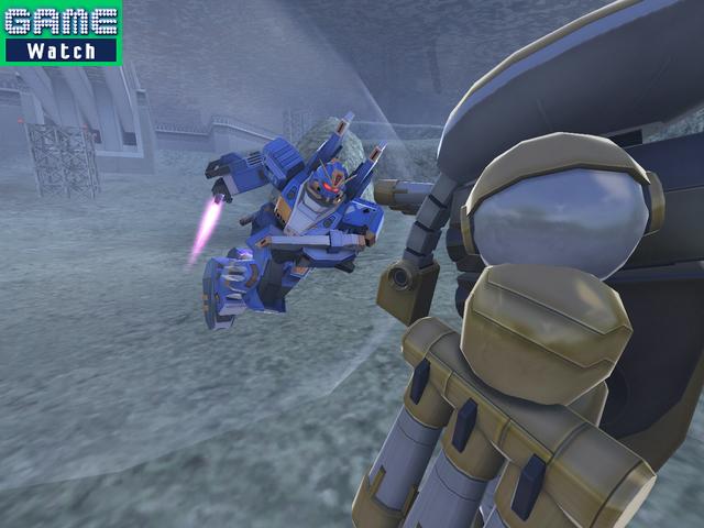 Mobile Suit Gundam - Senjo no Kizuna Snk14