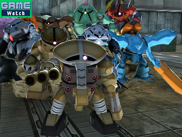 Mobile Suit Gundam - Senjo no Kizuna Snk27