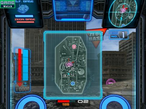 Mobile Suit Gundam - Senjo no Kizuna Snkv309_10