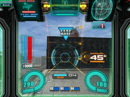 Mobile Suit Gundam - Senjo no Kizuna Snkv309_12