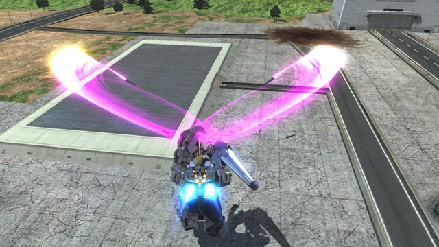 Mobile Suit Gundam Extreme VS. Full Boost Up009