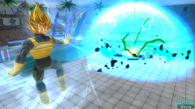 dragon ball zenkai battle royale pc game