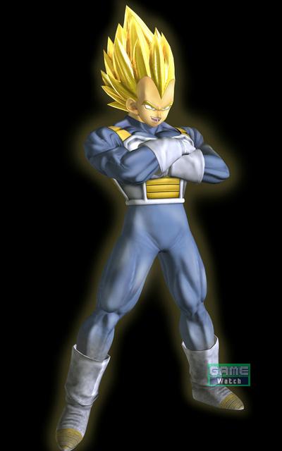 Dragon Ball Zenkai Battle Royale Super Saiyan Awakening Zen08