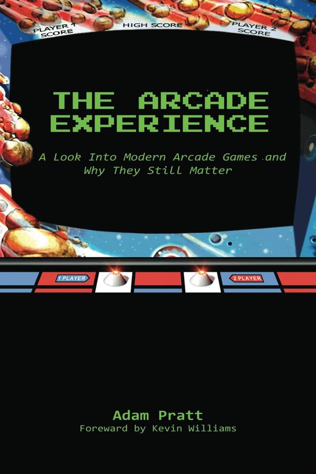 The Arcade Experience Arcadeex