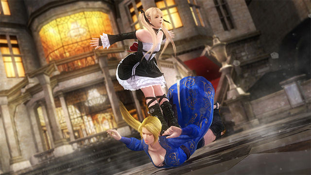 Dead or Alive 5 Ultimate: Arcade Daoua_04
