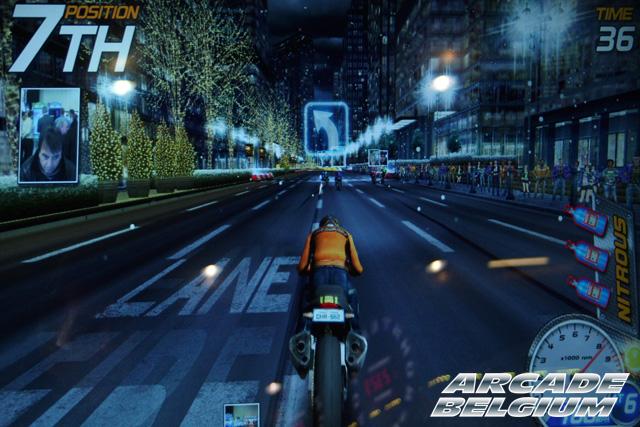 Dead Heat Riders Dhr02b