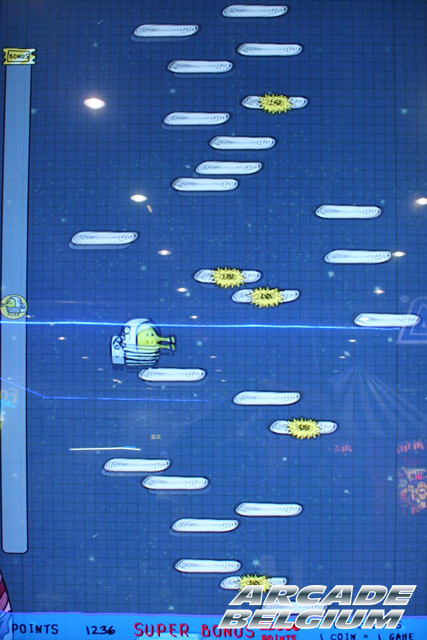 Doodle Jump Arcade Dja06b
