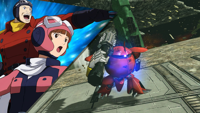 Mobile Suit Gundam Extreme VS. Full Boost Gun0613_03