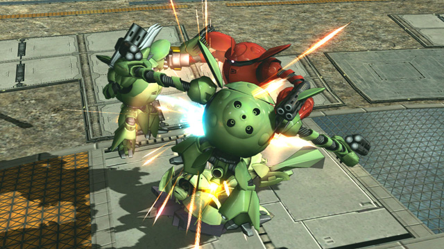 Mobile Suit Gundam Extreme VS. Full Boost Gun0613_09