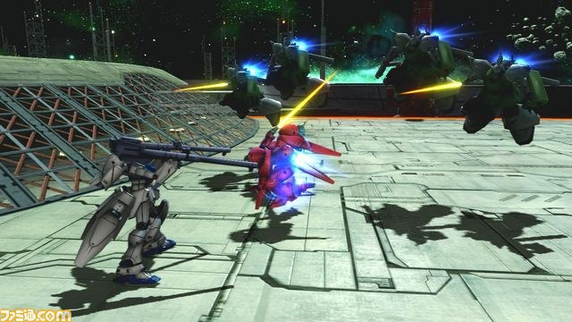 Mobile Suit Gundam Extreme VS. Full Boost Gun0813_01