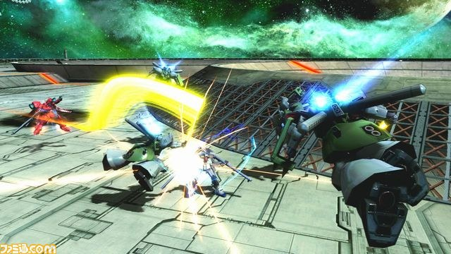 Mobile Suit Gundam Extreme VS. Full Boost Gun0813_03