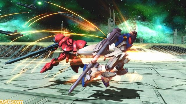 Mobile Suit Gundam Extreme VS. Full Boost Gun0813_07